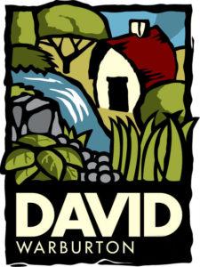 David Warburton Logo